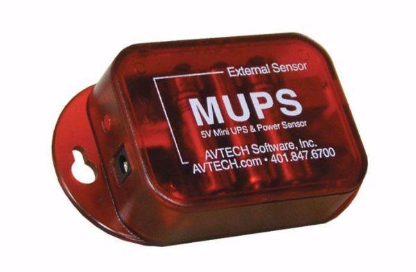 Senzor de curent si mini UPS | RMA-MUPS-SEN